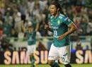 El equipo de León informó que el jugador tiene una lesión en el pie.