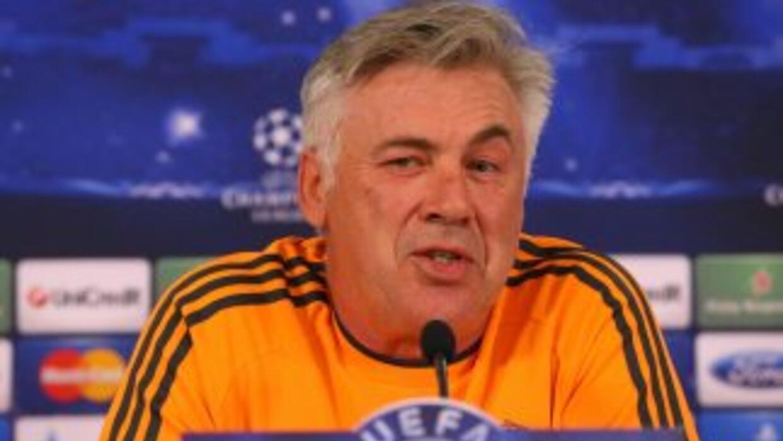 El ahora entrenador del Real Madrid se dio tiempo de platicar sobre el m...