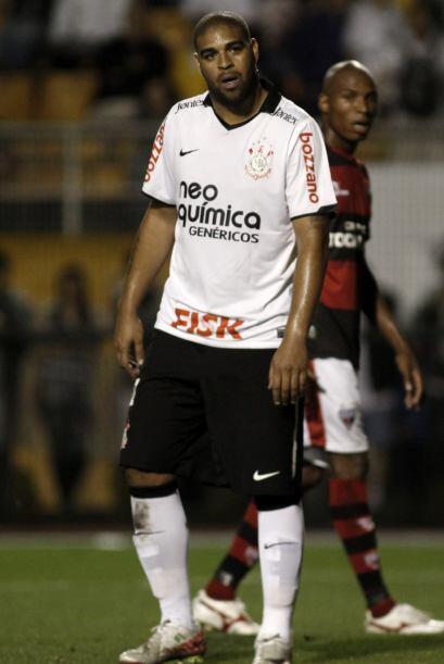 ¡Qué carita tiene Adriano!, es que el hombre volvió...