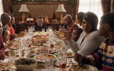'Almost Christmas': las fiestas en familia