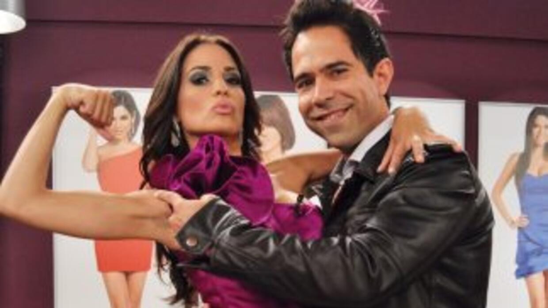 Jenny Arzola y Jose Fernández