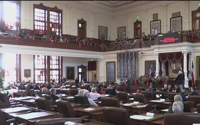 36 de 38 miembros del Colegio Electoral de Texas  votan a favor de Donal...