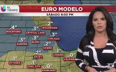 Chicago Weather Center emite aviso por tormenta invernal