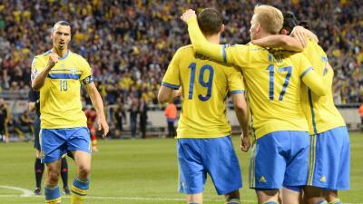 Suecia vs. Montenegro