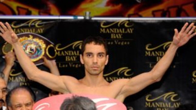 Fernando Montiel busca volver a ser campeón mundial.