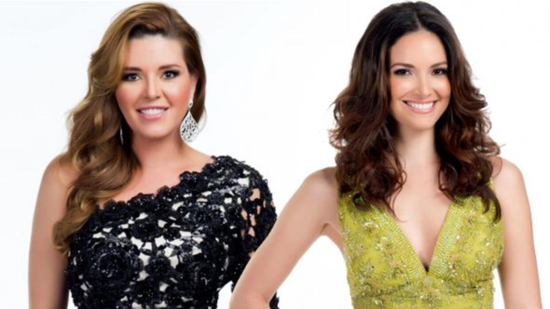 Alicia Machado y Denise Quiñones guiarán a las 12 aspirantes a la corona.