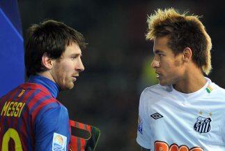 Lionel Messi y 'sus amigos' disputarán este martes en el Estadio Naciona...