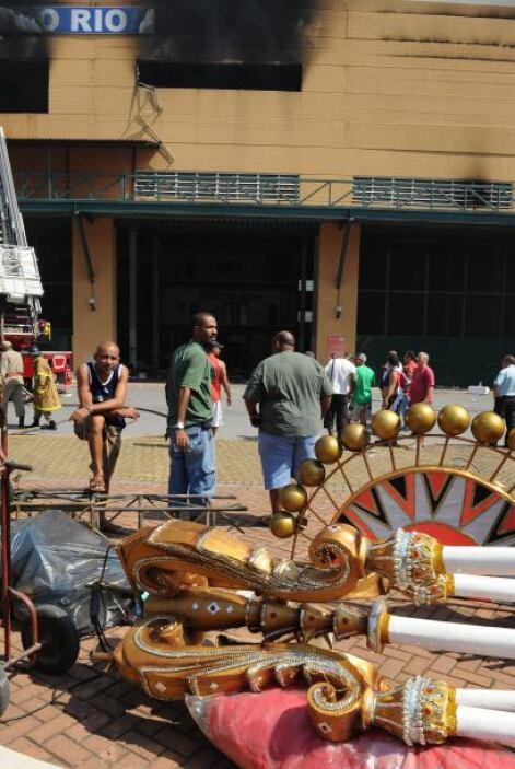 El carnaval inicia el 6 de marzo y pese a la reciente tragedia, se esper...
