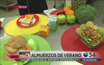 LAUSD ofrece almuerzos en verano
