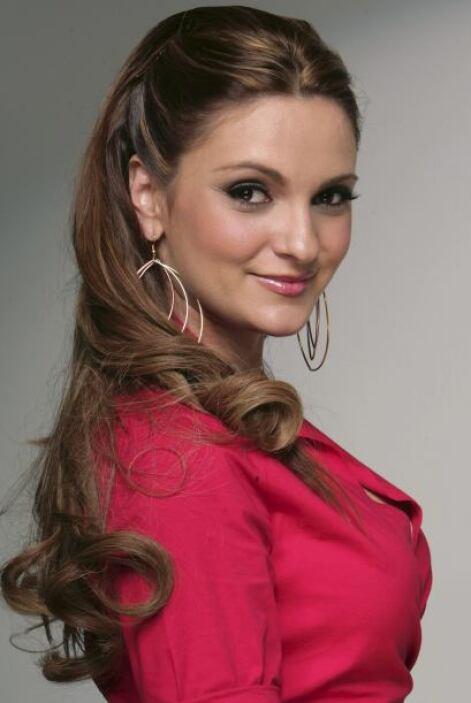 Una hermosa mujer y gran actriz en todos sus proyectos.