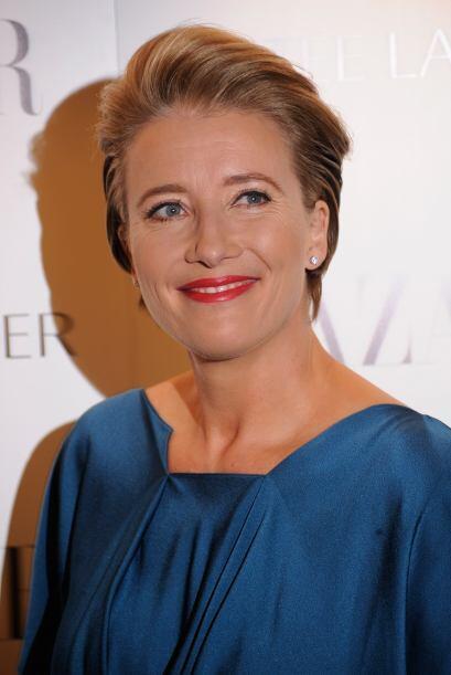 Emma Thompson: Esta estupenda actriz se unió a la liga de Kate Wi...
