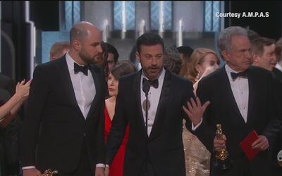 Piensa positivo: ¿qué lección nos deja la noche de los Premios Óscar?
