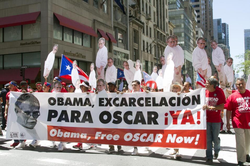 El 12 de junio de 2016 se llevó a cabo en Nueva York una manifestación a...