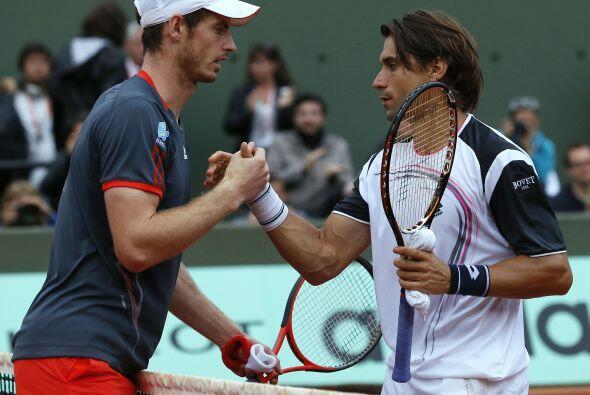 Ferrer logró su pase al derrotar al cuarto tenista del mundo, el...