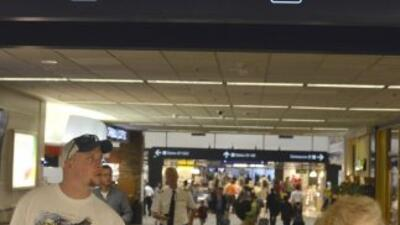 Aeropuerto Internacional San Pablo en Minneapolis. (Imagen tomada de Twi...