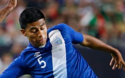 Moises Hernández fue el héroe de la noche del Guatemala contra México en...