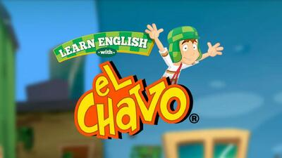 'El Chavo' te enseña a hablar inglés