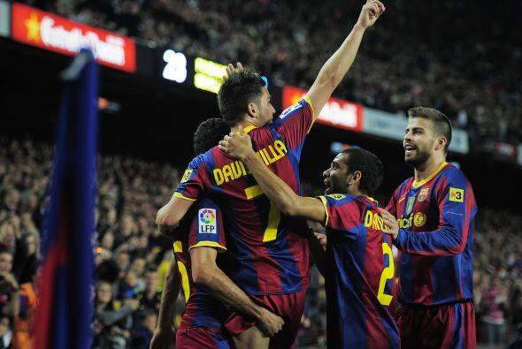 El Barcelona goleó, convenció y demostró que no exi...