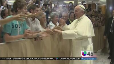Estudiantes de Houston irán a ver al Papa