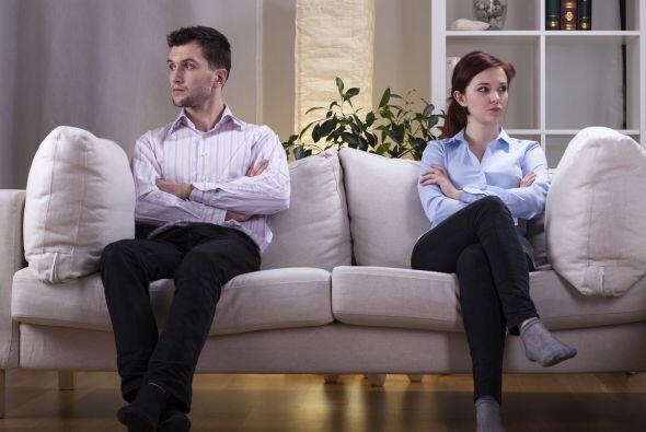 Así, los casados que fundamentan su relación en emociones...