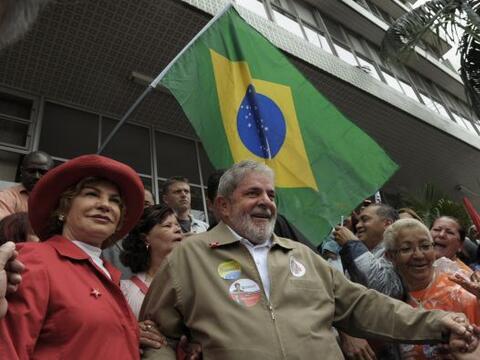 Más de 135 millones de brasileños están convocados...