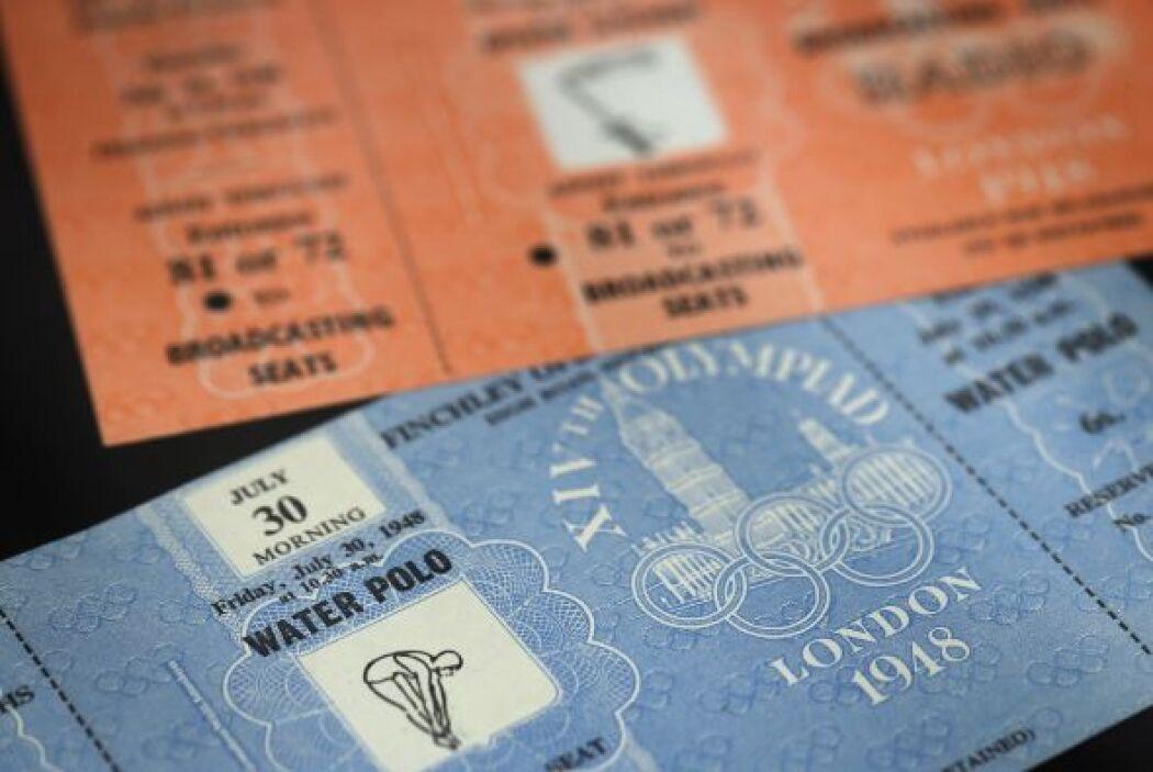 11 MILLONES DE ENTRADAS- Fue la cantidad de boletos de entrada para acti...