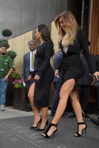 """Aunque Kim se lleva la corona de """"señorita popularidad"""".Mira aquí lo últ..."""