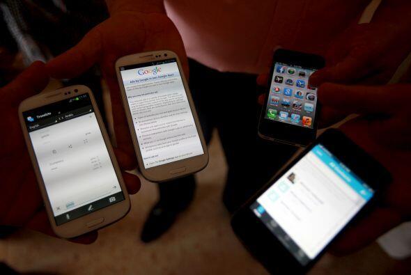 De acuerdo con McAfee, cuando los 'gadgets' son nuevos, son completament...