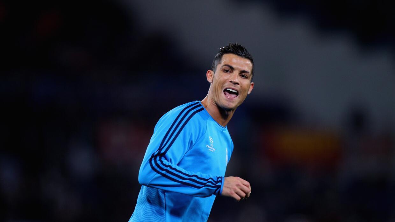 Cristiano Ronaldo le anotó un golazo a la Roma