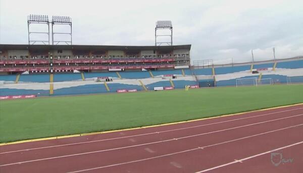 El Olímpico de San Pedro Sula espera de nuevo ser una caldera del diablo...