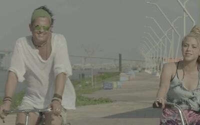 Carlos Vives se quedó sin bicicleta