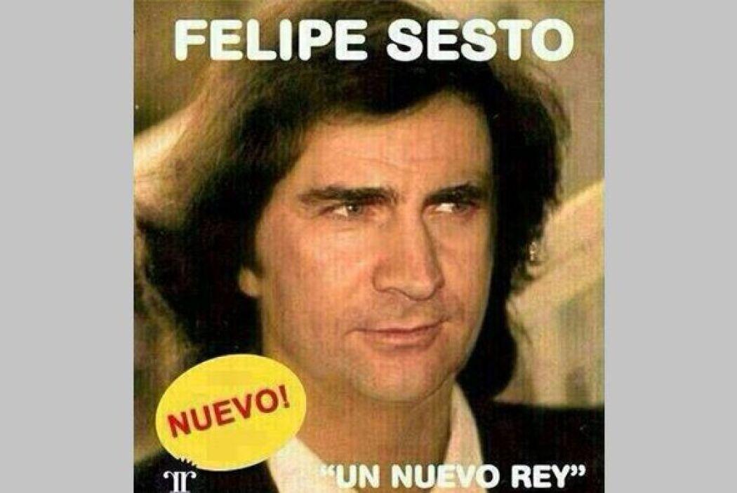 También se realizó la comparación de Felipe con Camilo Sesto. (Imagen to...