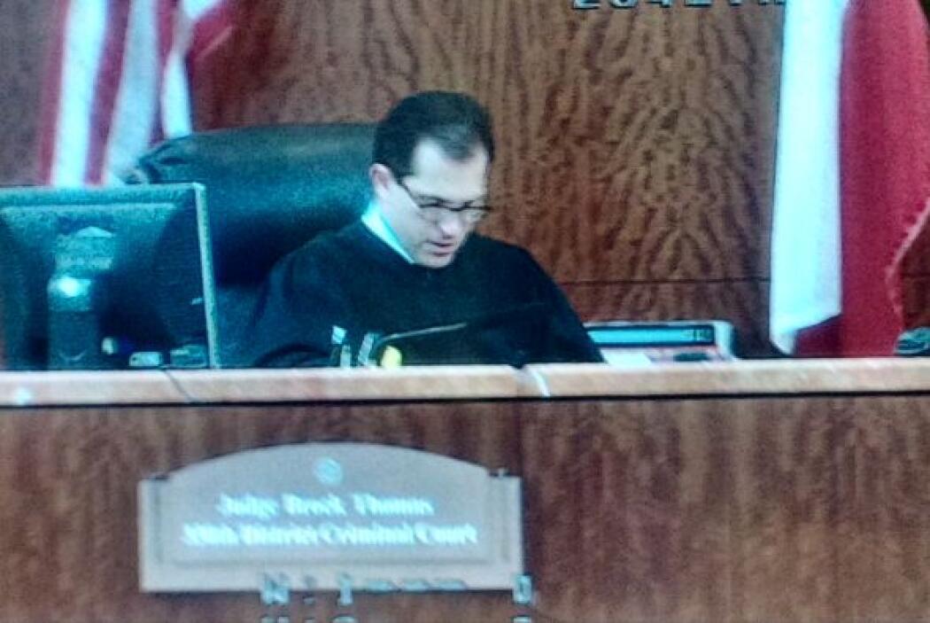Trujillo podría enfrentar una condena de cadena perpetua.