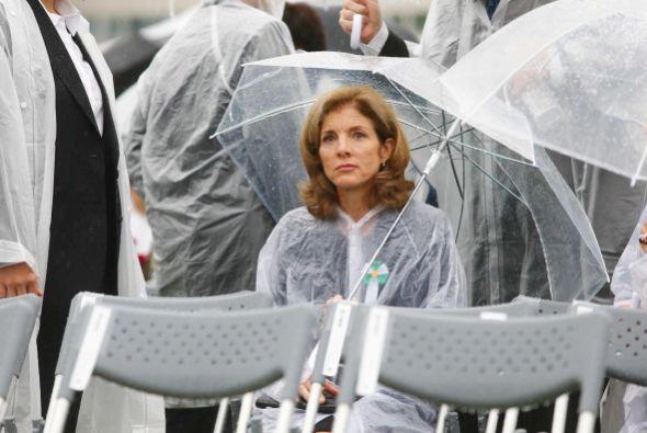 Fue la primera visita de Kennedy a Hiroshima desde que asumió el...