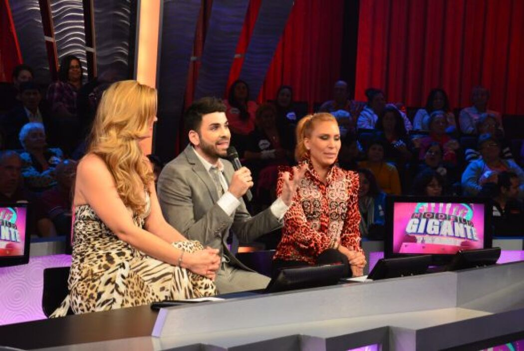 Jimena Gallego, Jomari Goyso y Tatiana Rodríguez tenían la decisión en s...
