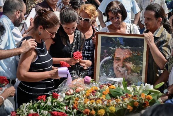 Julio 22- Muere en accidente automovilístico uno de los disidentes más c...