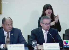 Costa Rica lanza advertencia a cubanos varados