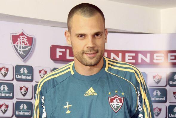 Fluminense fichó a un nuevo portero, Diego Cavalieri, el ´Flu´ como se s...