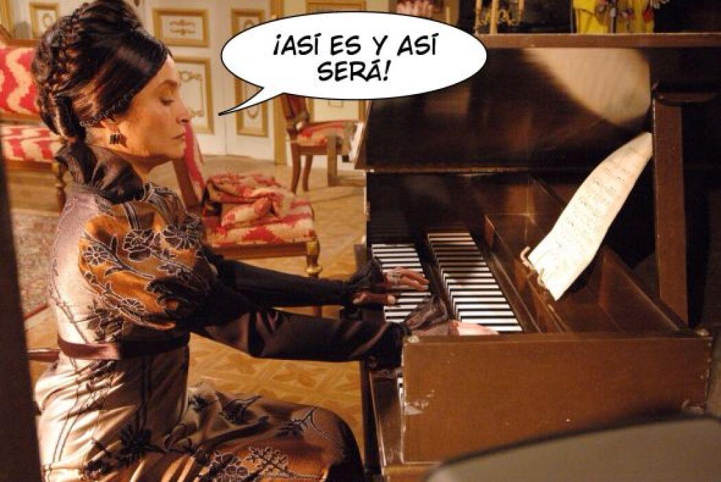 "¿Qué no hizo ""Doña Juana"" (Daniela Romo) por su hijo? Robar, mentir, man..."