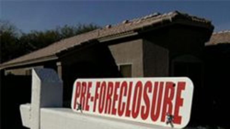 Casas embargadas en la ciudad de Phoenix