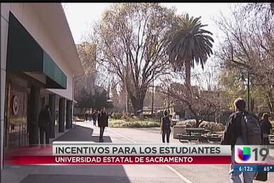 Incentivo para estudiantes universitarios