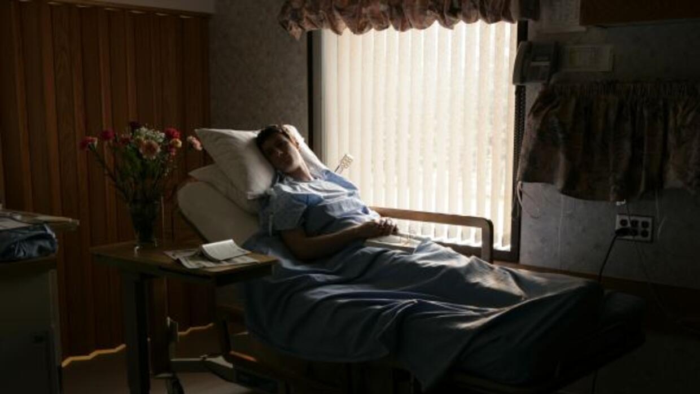 Por una falta de personal, el Hospital Estatal de San Antonio ha dejado...