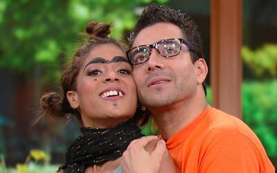 #DAEnUnMinuto: Omar Chaparro sonrojó al panel de Sin Rollo y Francisca l...