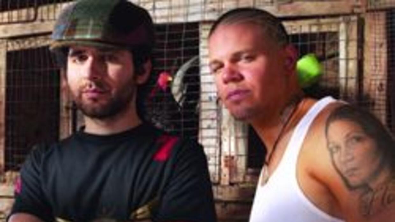 """Calle 13 rechaza que se le encasille como un """"grupo político"""" c1e215cfa0..."""