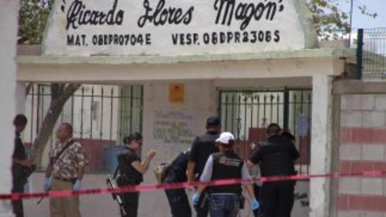 Los centros escolares en México no han sido ajenos a la ola de violencia...
