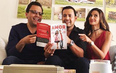 Argelia y Omar lanzan su 'Amor al aire' y comparten las anécdotas de su...