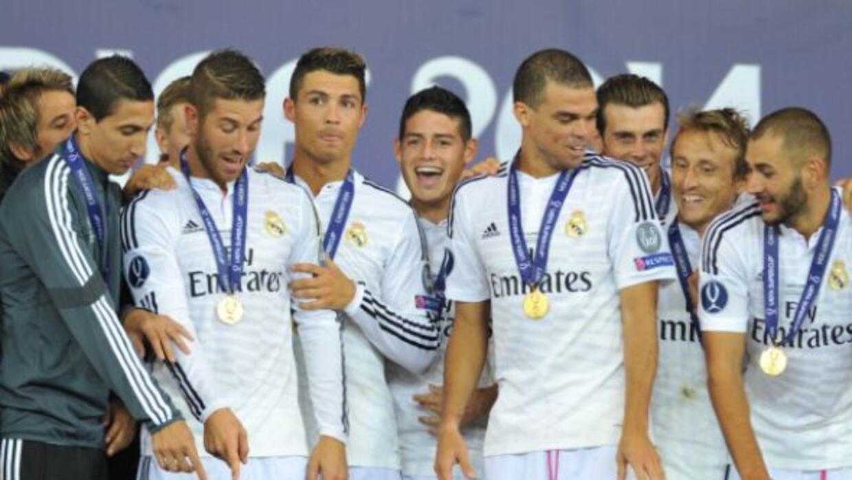 El campeón de la Liga de Campeones de Europa cuenta con ocho finalistas.