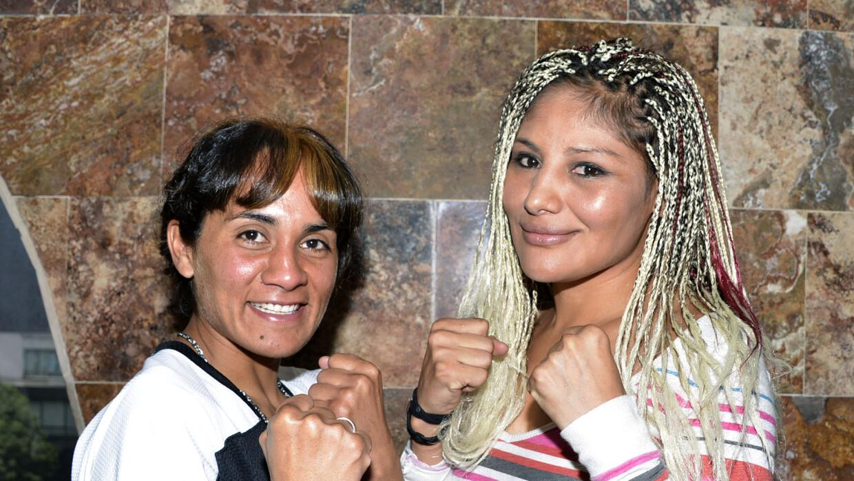 Mariana Juárez lista para volver a ganar (Foto: Alma Montiel)