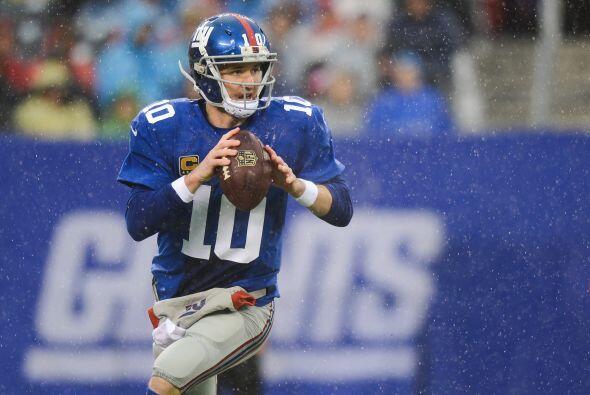 En el décimo puesto tenemos a los New York Giants y sus $1.55 bil...
