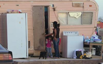 Los niños: los más afectados por la pobreza en Estados Unidos